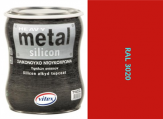 Vitex Heavy Metal Silikon - alkyd RAL 3020 750ml